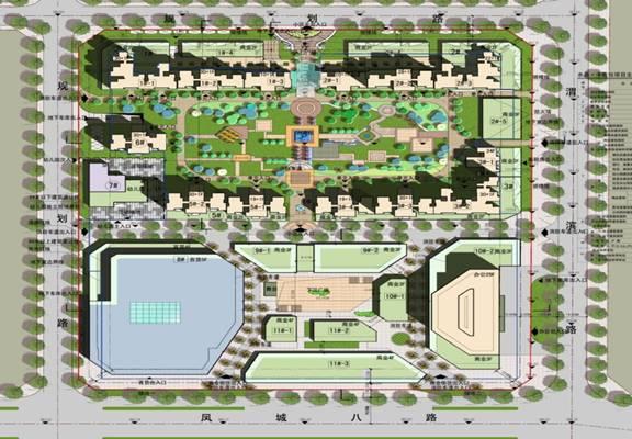 F:\建设项目\CCPARK项目\规划方案\规划报建正式文本\彩色总图1210.jpg